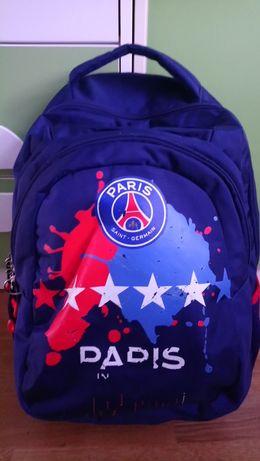 Plecak PARIS SAINT-GERMAIN używany jeden sezon stan dobry na trening