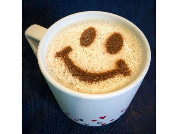 Трафарети для кави