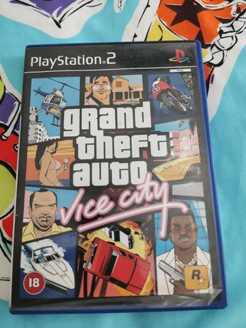 PS2 - GTA Vice City