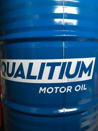 Olej silnikowy Qualitium Truck Eco 10W/30 VOLVO VDS-4 205 Litrów.