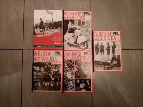 PRL Świadkowie-zeszyty historyczne Newsweek i zeszyt Poznań 1956