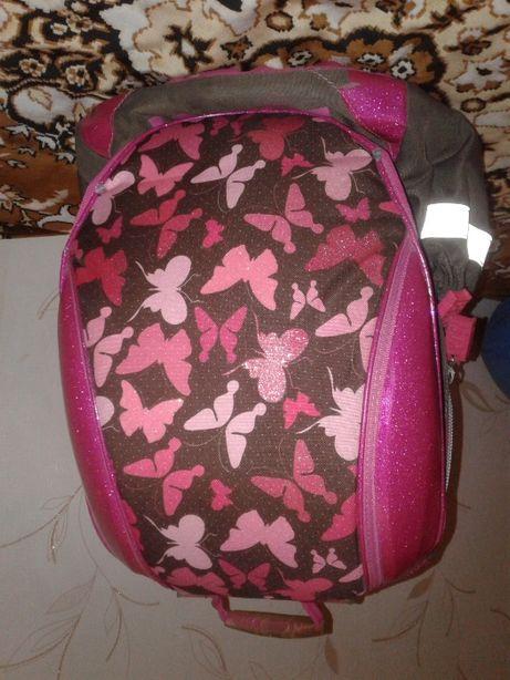 Рюкзак для девочки Zibi. От 3 класса