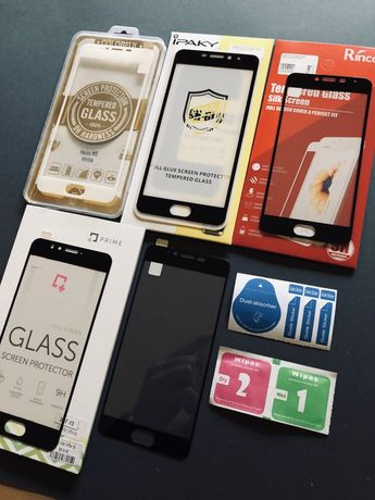 Скло стекло 2.5D 3D 5D Xiaomi redmi mi note 3 4 4X 5 5A 6 7 8 8T 9 pro