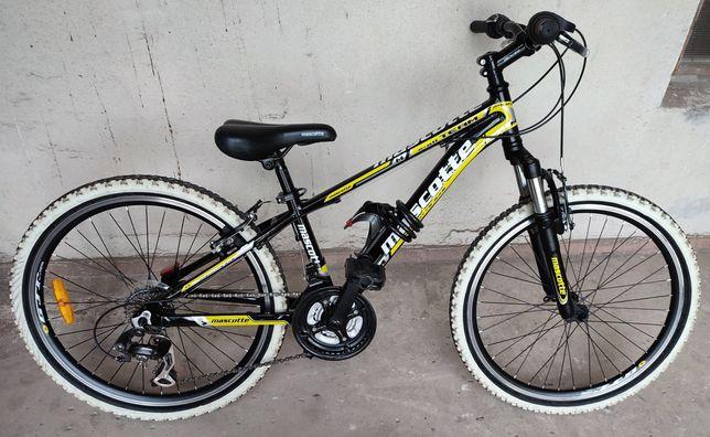 Велосипед Mascotte 24 алюминевая рама, состояние хорошее
