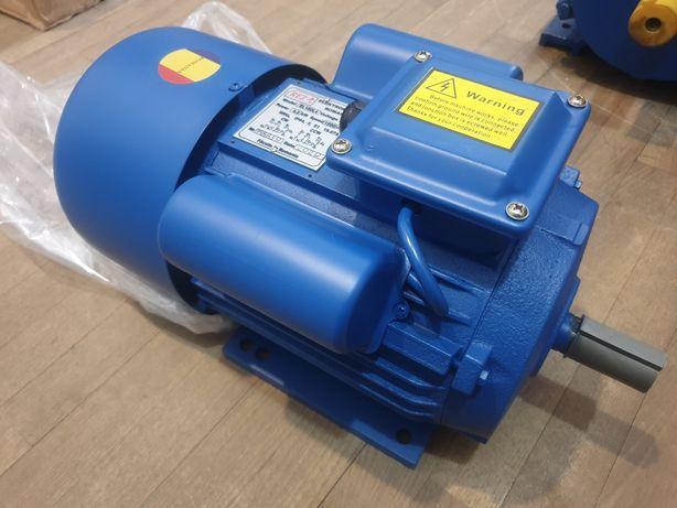 Однофазный электродвигатель, електродвигун, 220В, мотор, 1,5 - 4 кВт