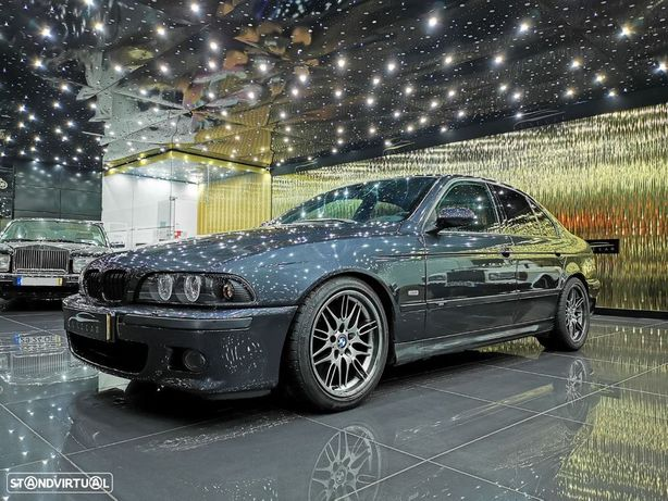BMW M5 Nacional