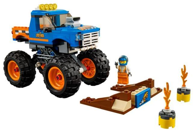 Lego 60180 - City Monster Truck