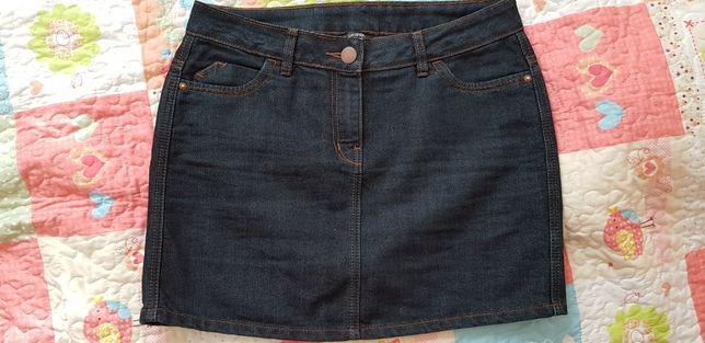 Spódnica jeansowa klasyczna