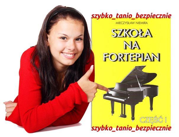 Szkoła na fortepian cz.I - Mieczysław Niemira