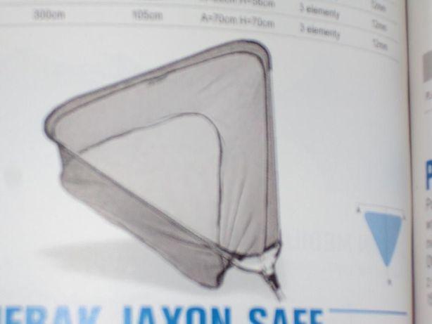 Podbierak metalowy Jaxon Metal Safe