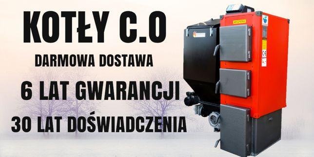 200 m2 Kociol 25 kW na Ekogroszek z PODAJNIKIEM piece KOTŁY 22 23 24