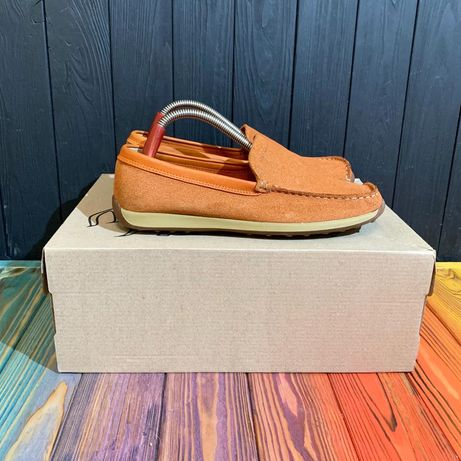 Мокасины Geox туфли 41 размер Lacoste Tommy Hilfiger