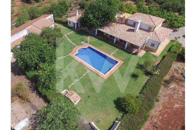 Moradia T5 em Algarve - Messines em quinta de 5 hectares com Projeto d