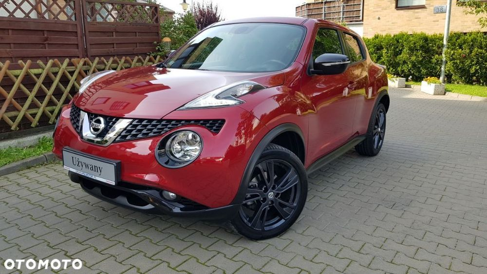 Nissan Juke 1.6 Automat /N Connecta / Salon Pl / Serwis Aso / I Сухая Балка - изображение 1