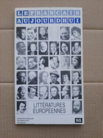Ensaios de Literatura (Ling. Francesa) - 4 Livros