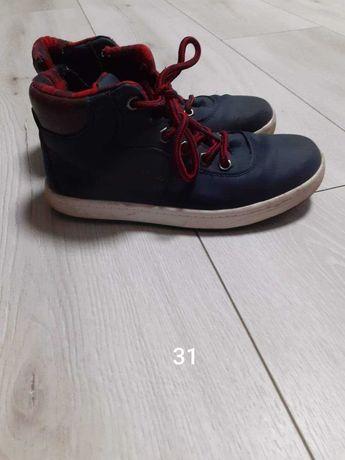 Buty chłopiece rozmiar 31