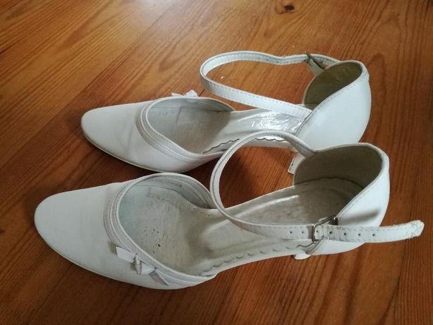 buty ślubne roz. 37