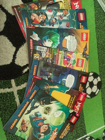 Lego gazetki oddam