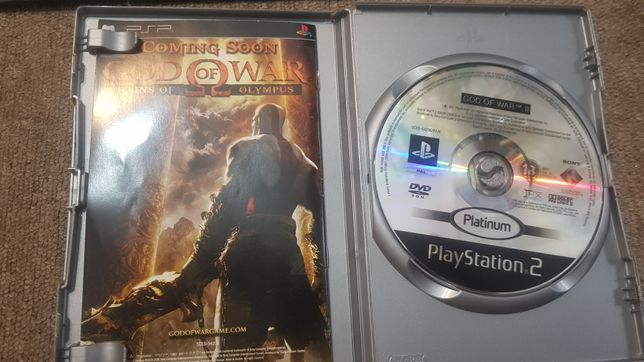Good od War 2 PS2