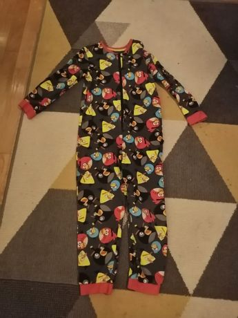 Piżama kombinezon Angry Birds 8/9 lat