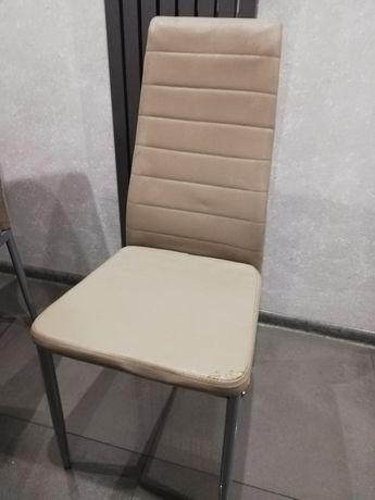 Krzesła kuchenne zestaw 4szt