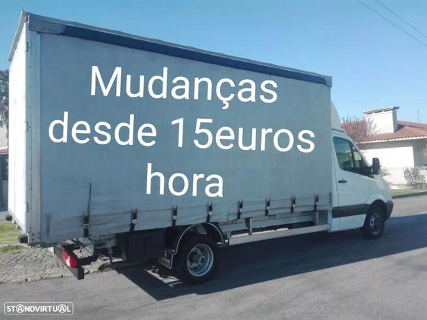 Mudanças & Transportes low cost. Ermesinde Gaia Matosinhos Valongo...