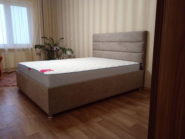 Ортопедическая кровать 160х200 180х200 200х200 с подъемным механизмом