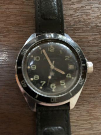Командирские часы Восток Амфибия СССР