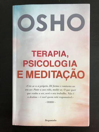 Osho Terapia Psicologia Meditacao
