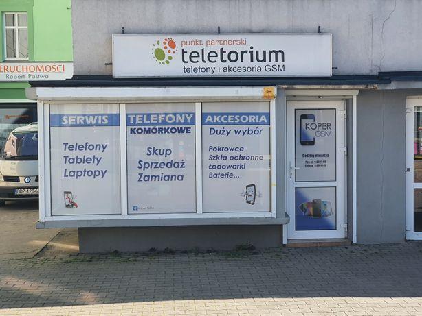 SERWIS I NAPRAWA telefonów, tabletów, laptopów KOPER GSM DZIERŻONIÓW