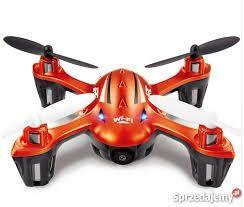 Dron JJRC H6W, z kamerą, wytrzymały