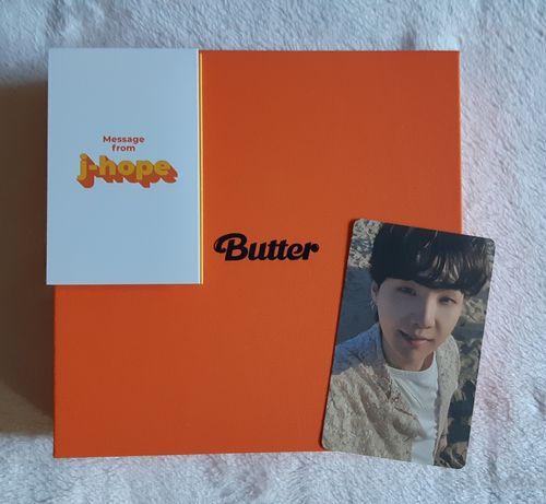 BTS Butter ver. Peaches Suga Hoseok