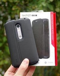 Чехол Motorola Moto X Play Droid Maxx 2 книжка Tech21 для xt1565 ориг
