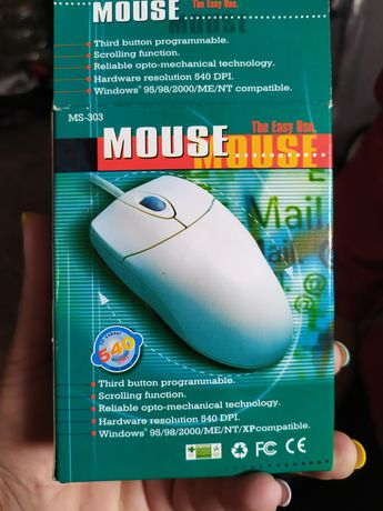 Нова мишка для комп'ютера