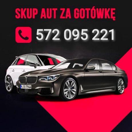 SKUP AUT do 100.000zł Gotówka 24/7 Auto Skup Samochodów