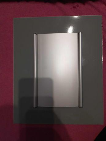 Tabliczka przydrzwiowa aluminium