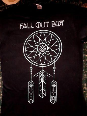 Футболка Fall Out Boy (рок музыка)