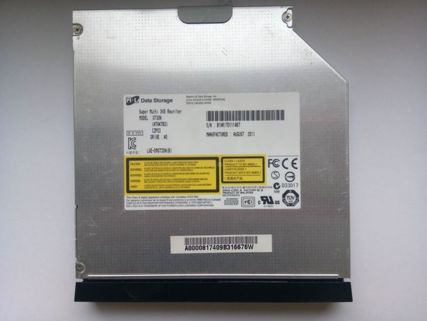 Nagrywarka NAPĘD DVD HL GT30N laptop
