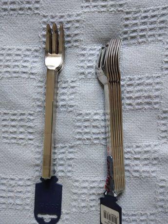 12 garfos para churrasco. Novos!