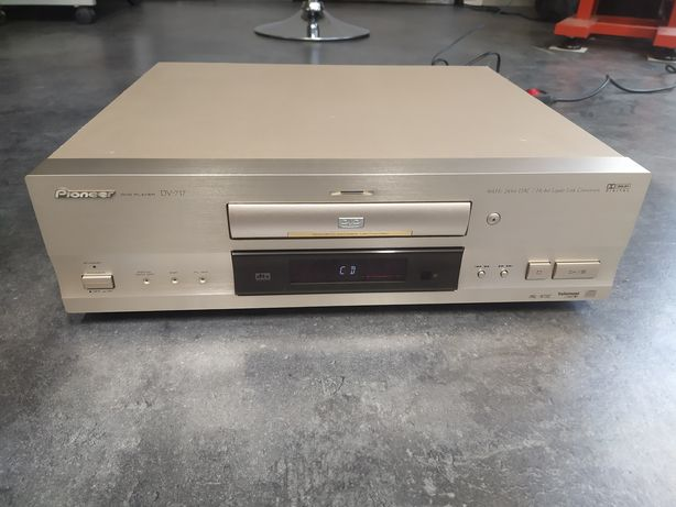 Dvd CD Pioneer DV 717