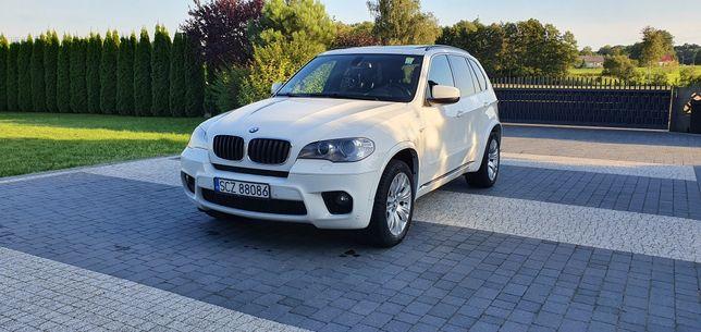 BMW X5 M Pakiet 30D 245 KM Faktura VAT