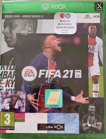 FIFA 21 Xbox one +série X