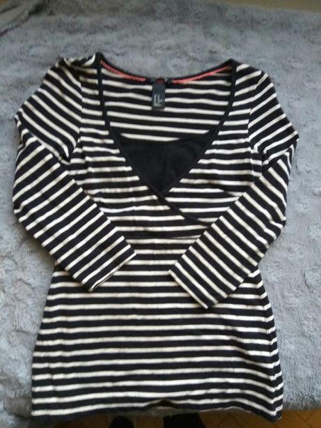 Nowa Bluzka ciążowa H&M Mama Xs
