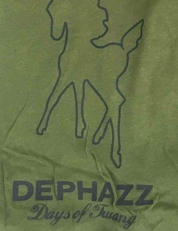 De Phazz- Days of Twang oficjany merch T-Shirt damski