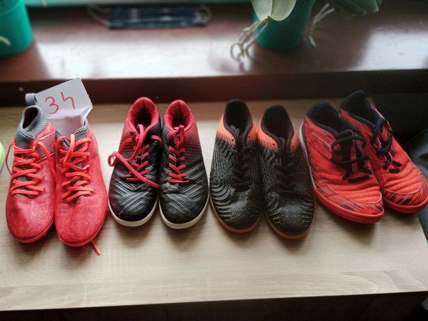 Korki Halówki buty kipsta