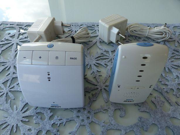 Cyfrowa, elektroniczna niania DECT Philips AVENT SCD510
