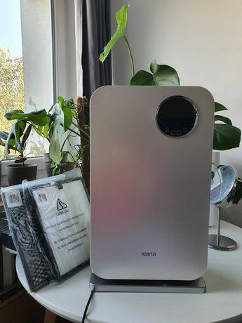 Klarta oczyszczacz powietrza, nowe filtry, jonizator, gwarancja