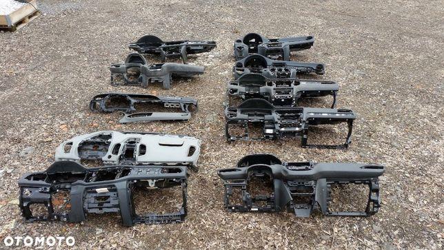 9 Desek Rozdzielczych Po Wystrzale / CLA, A6, C Klasa, X1, Golf, Yaris, Espace, T-Roc, Peugeot 2008