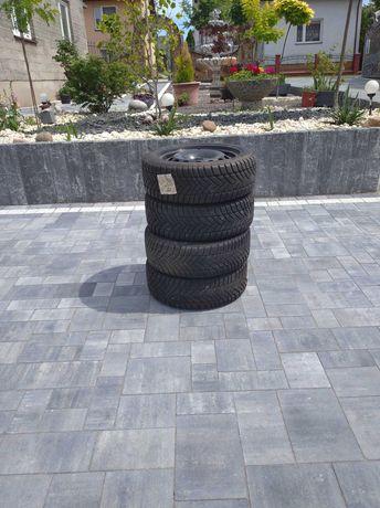 Dunlop 205/55 R16 Zimowe + felgi