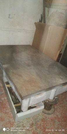 Повірочна плита 630×990/ менша 450×600